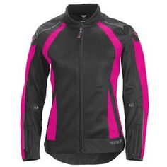 Fly Street Women's CoolPro Jacket - Motorcycle Superstore
