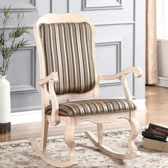 A&J Homes Studio Estella Rocking Chair