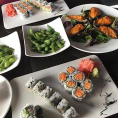 Get in my belly! #sushi