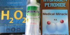 Meine ersten Erfahrungen mit H2O2 – Wasserstoffperoxid