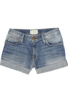 Just made my own this past weekend from jeans I didn't particular like from the knee down : 'The Boyfriend' Shorts