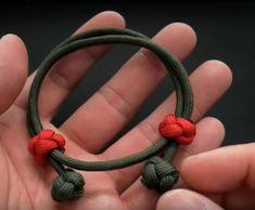 Celtic Knot Adjustable Cord Bracelet Tutorial - The Beading Gem's Journal Jewelry Knots, Bracelet Knots, Cord Bracelets, Diy Jewelry, Celtic Knots Diy, Celtic Knot Tutorial, Leather Lanyard, Leather Earrings, Leather Jewelry