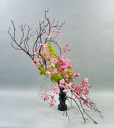Ikebana International Flower Show | Garden Club Salon