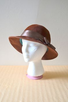 50s hat / vintage 1950s hat  / womens hat by BreanneFaouzi on Etsy, $45.00