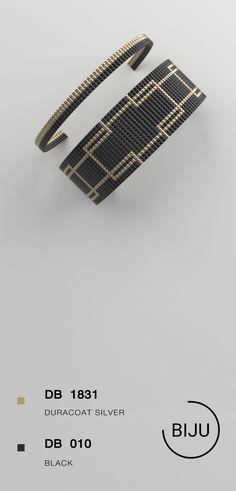 4,72 $ Loom bracelet pattern, loom pattern, square stitch pattern, pdf file, pdf pattern, cuff, #12BIJU