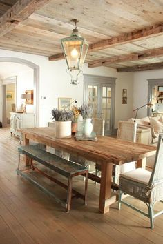 antler chandelier dining room ideas