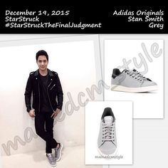 May special guest ang mainedcm_style! Haha This was specifically requested on twitter. Gwapo talaga ng Alden Richards na to! 👋😘💕 #aldenrichards #aldenrichardsootd #starstruck #starstruckthefinaljudgment #ootd #outfitoftheday  #adidas