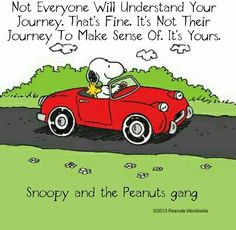 That Snoopy is one smart fella.