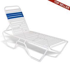 oxford garden piscine white chaise lounge set of 2 aluminum