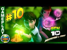 Ben 10 Protector of Earth PS2/PSP #10 Plumber Base