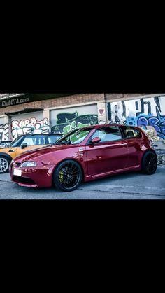 Alfa Gta, Mx5 Nb, Alfa Cars, Alfa Romeo 147, Mazda, Classic Cars, Automobile, Collection, Cars