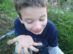 Planting Seeds of Science: Gardening with Kids