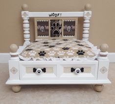 Dog crate table with drawers 69 Ideas