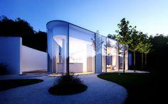 Best Ideas For Modern House Design : – Picture : – Description Lake Lugano House by JM Architecture. Architecture Design, Residential Architecture, Contemporary Architecture, Beautiful Architecture, 3d Architectural Visualization, Architecture Visualization, 3d Visualization, Espace Design, 3d Studio