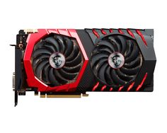 GeForce GTX 1080 GAMING X 8G | MSI France | Graphics card - The world leader in display performance
