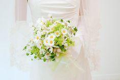新郎新婦様からのメール 日比谷パレス様へ : 一会 ウエディングの花