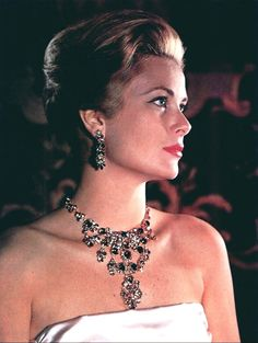Grace Kelly - the epitome of Hollywood glamour