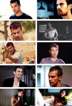 Theo James is kinda perfect ~Divergent~ ~Insurgent~ ~Allegiant~