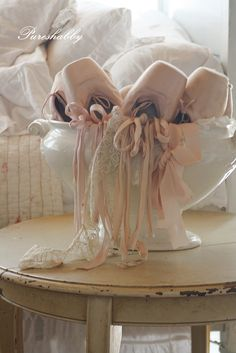 Pink Ballet Shoe Story