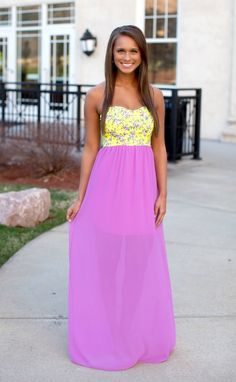 The Pink Lily Boutique - Here All Along Purple Maxi a2ba6d13a