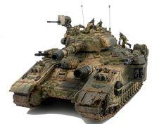 Baneblade, Imperial Guard, Super-heavy, Tank Warhammer 40k