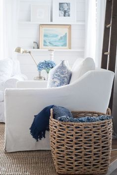 June 17 2017 At 07:07PM From Sabonhomeblog · Blanket BasketBasket ...