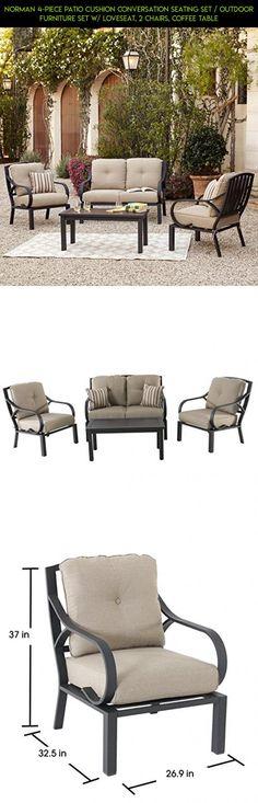 best choice products outdoor cast aluminum swivel bar stool patio