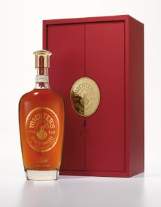 Michter's Limited Edition Sour Mash Whiskey by patricia demnisky, via Behance