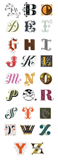 by Jessica Hische - my favorite typographer and letterer