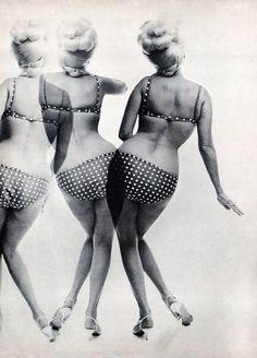hollyhocksandtulips:  Jayne Mansfield, 1964