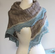 Ravelry: Sandpiper Shawl pattern by Laura Aylor