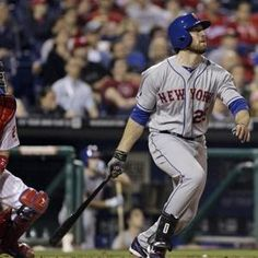 Game 31. 5/9/12. Met sweep the Phililes - first time since 2007. Ike Davis hits a 3 run HR. NYPost.com