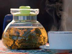 Čaj na dobrou náladu podle bylináře Janči — Recepty — Kouzelné bylinky — Česká televize