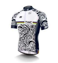 StageOne introduces the TWC Winners Jersey. Designed by Joe Yule/StageOne Custom