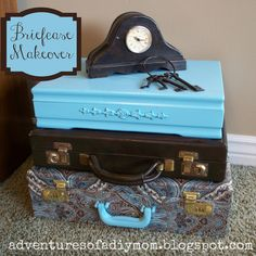 Briefcase Makeover