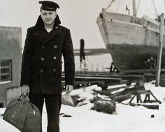 Granatowa bosmanka, czyli kurtka marynarska
