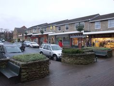 Dronfield Shopping Centre - geograph.org.uk - 1075082 - Dronfield - Wikipedia, the free encyclopedia