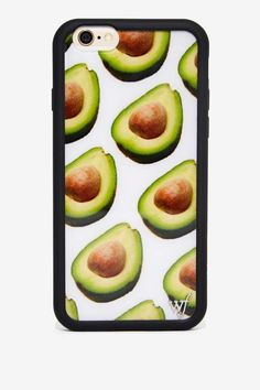 Wildflower Avocado iPhone 6 Plus Case | Shop Accessories at Nasty Gal!