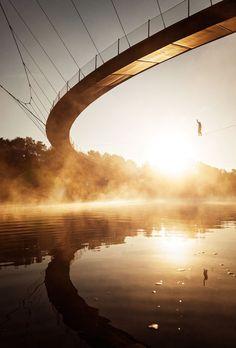 Jan Faßbender - Grimberger Sichel bridge