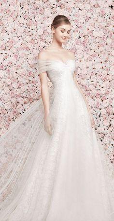 Wedding dress idea; Featured Dress: Georges Hobeika