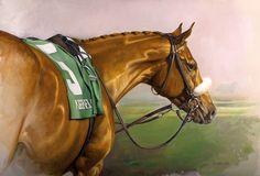 Equidae Gallery in Saratoga New York Exhibiting Artist Jaime Corum Equine Oil Paintings