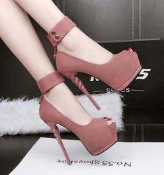high heels – High Heels Daily Heels, stilettos and women's Shoes Stilettos, Pumps Heels, Stiletto Heels, Woman Shoes High Heels, Pink High Heels, Peep Toe Pumps, Unique Heels, Spring Shoes, Summer Shoes