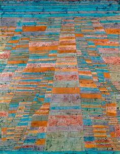 Paul Klee: Haupt- und Nebenwege, 1929