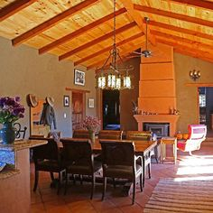 Baja California, Mexico  This 1,230 acre mixed pine/oak forest is the perfect retreat for Spanish-speaking writers or nature photographers, while maintaining the house and grounds and caring for two ranch dogs and 5 hens (free eggs included!).