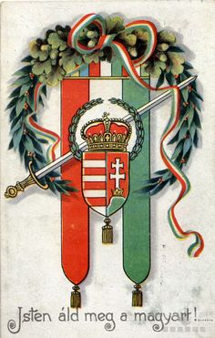 Hungary History, Austria, Ww2 Pictures, Budapest Hungary, Illustrations And Posters, Coat Of Arms, 4th Of July Wreath, Vintage Posters, Medieval