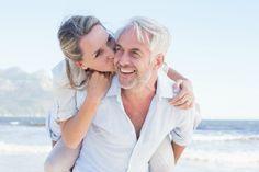 Enamorarse de un hombre de más de 50 años