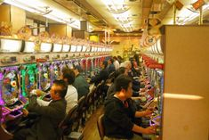 Pachinko and Slot Machines | Leisure | Japan Hoppers - Japan Travel Guide