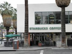 "before Starbucks, this exact store front was home to Milton F. Kreiss drug store & soda fountain. MFK was based in Beverly Hills CA. As a young teenager, I loved the posh feeling inside with its black marble floors. I will never forget buying their fab suntan oil called ""Coco Tint"" circa 1968"