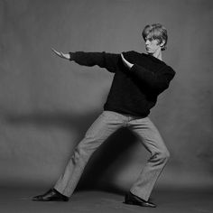 unseen David Bowie Photographs by Gerald Fearnley