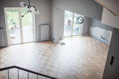 White Washed Floors, Parquet Flooring, Townhouse, Glen Park, Sweet Home, Art Deco, Bathtub, Lounge, Inspiration